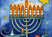 The Story of Channukah…More Than Latkes and Jelly Donuts