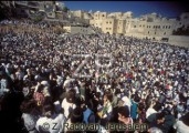 "Pesach/Passover Week in Jerusalem…It Was The ""Happening"" of the Year for Jews From Around the World"