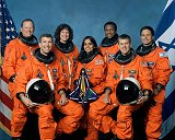 Ilan Ramon  Space Shuttle Crew