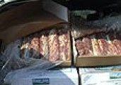 Palestinians Let Their Humanitarian-Aid-Provided Meat Go Rotten..Then They Try and Sell It to the Jews