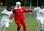 FIFA Will Now Allow the Iranian Girls Soccer Team to Compete While Wearing a Hijab Head Covering