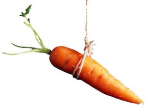 Dangling Carrot