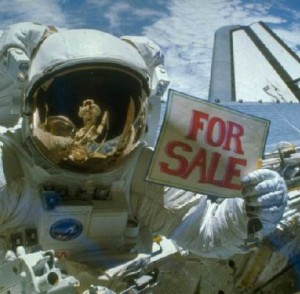 Space for Sale?