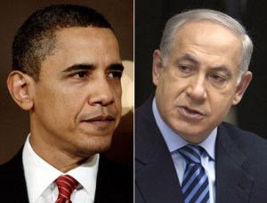 Obama-Netanyahu Meeting