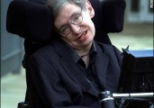 Stephen Hawking is Visiting Israel…He's Got Ideas About the Palestinians, Too