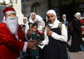 Christmas in Bethlehem…Santa Claus is a Hamas Member