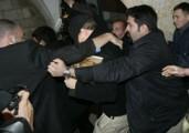 Paparazzi Clash With Israeli Police in Jerusalem