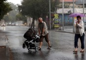 First Rains Fall on the  Land of Israel – G-d's Providence For the Holyland