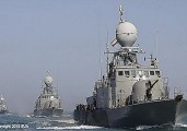 Iranian Warship in the Mediterranean for the First Time Since 1979