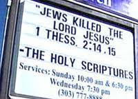Jews killed Jesus
