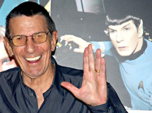 Leonard Nimoy
