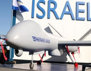Israeli Elbit Hermes 900 UAV