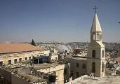 Why Does Israel Give the Vatican Sovereignty Over Land in Our Holiest City, Our Capital, Jerusalem ?…Now, Tax Exemptions, As Well??