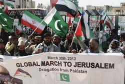 Global March to Jerusalem