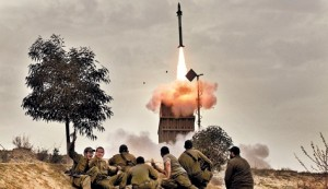 iron dome fires