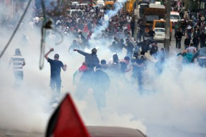 Israeli Arab Land Day Riots