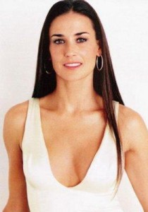 demi moore
