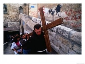 easter in jerusalem