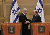 Israeli Prime Minister Bibi Netanyahu Pulls Another Rabbit Out of His Hat…He Has Formed The Broadest Coalition Government in Israel's History