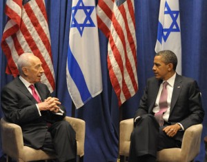 Peres-Obama