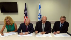 Israel and US Sign Cyber Defense Agreement