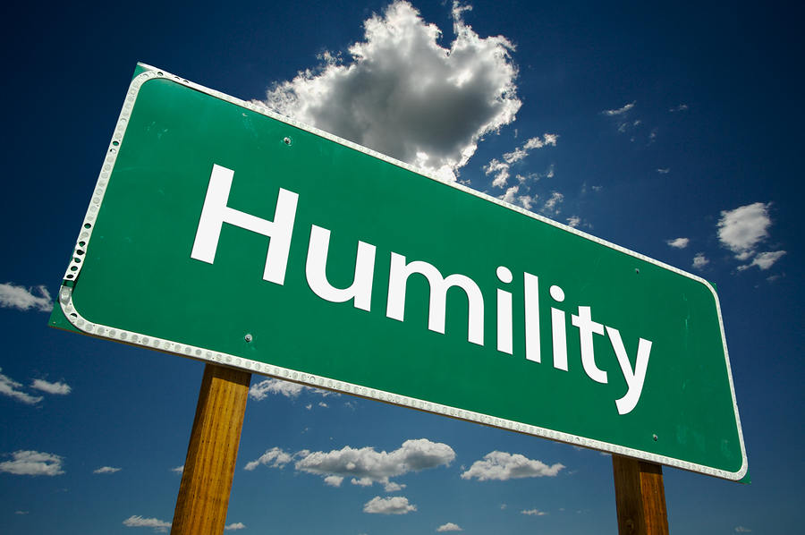 Humility..Don't Think Less OF Yourself, Think Less ABOUT Yourself
