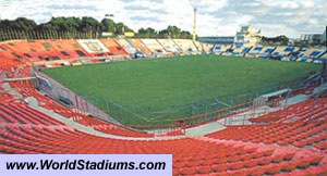 Bloomfield Stadium - Site of Rock Concerts in Israel