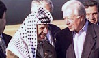 Jimmy Carter and Arafat