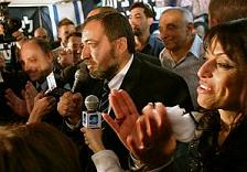 Avigdor Lieberman-Israeli Election